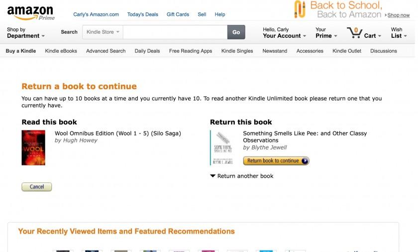 Kindle eBooks Amazon