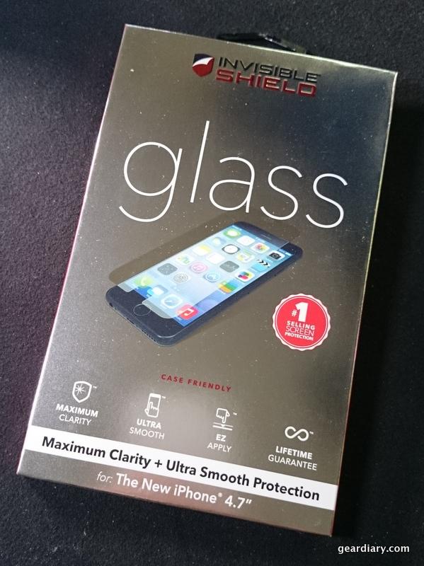 ZAGG Invisible Shield Glass