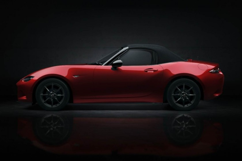GearDiary 2016 Mazda MX-5 Miata Global Debut Is a 'View to a Kill'
