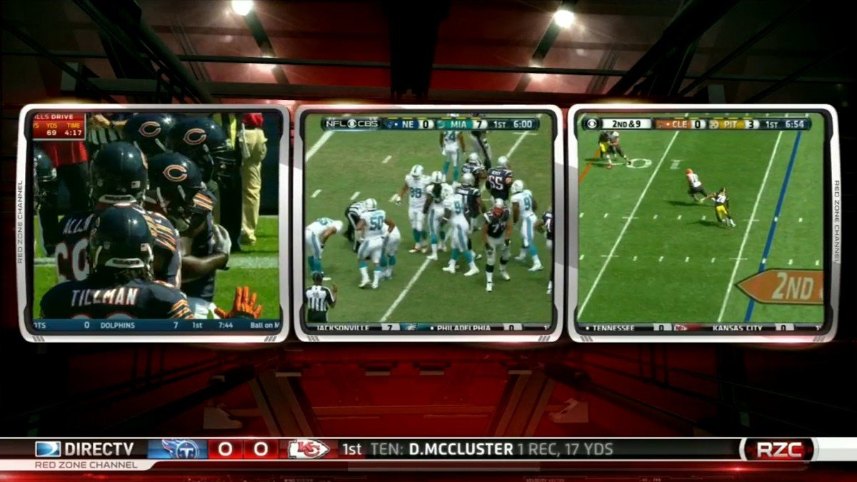 GearDiary DirecTV's NFL Sunday Ticket Service Review on PlayStation 4