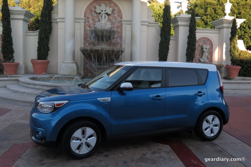 Gear Diary Kia Soul EV Eco Electric Vehicle-001