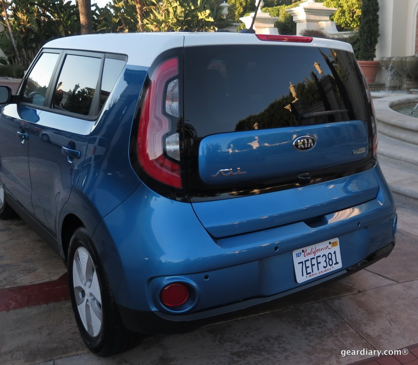 Gear Diary Kia Soul EV Eco Electric Vehicle-003