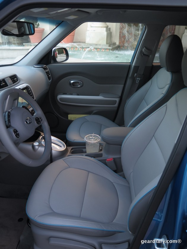 Gear Diary Kia Soul EV Eco Electric Vehicle-007