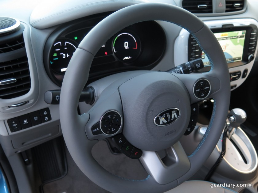 Gear Diary Kia Soul EV Eco Electric Vehicle-008