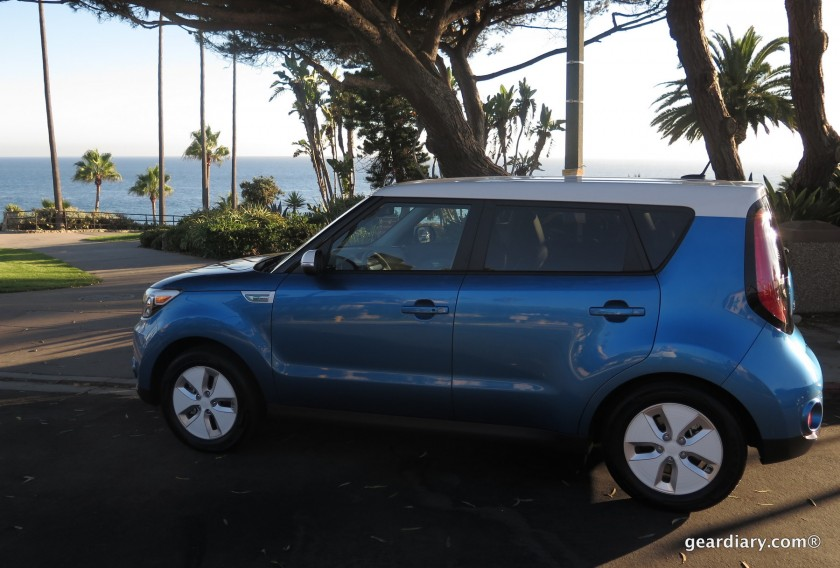 Gear Diary Kia Soul EV Eco Electric Vehicle