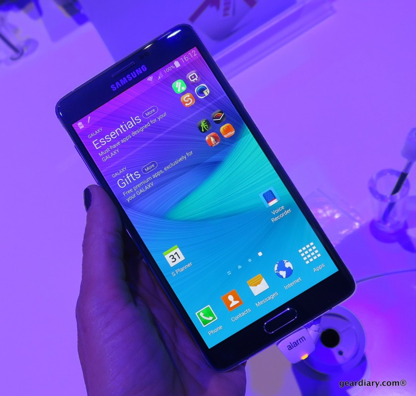 Pre-Orders for the Samsung Galaxy Note 4 Start Tomorrow