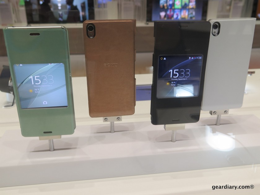 Gear Diary Sony Xperia Z3 Devices at IFA 2014-020