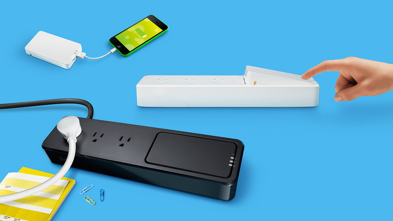The Quirky Pickup Power Provides Portable Power in a Power Strip Brilliance