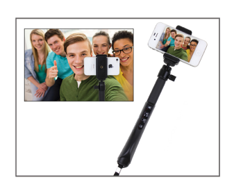 GearDiary Satechi Smart Selfie Extension Arm Monopod Is Ready for Your Next Shot