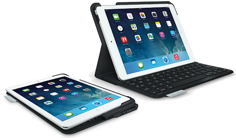 GearDiary Get to Work with the Logitech Ultrathin Keyboard Folio for iPad Air