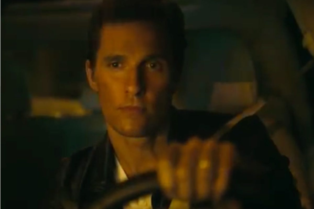 GearDiary Matthew McConaughey Pitches the 'New' Lincoln