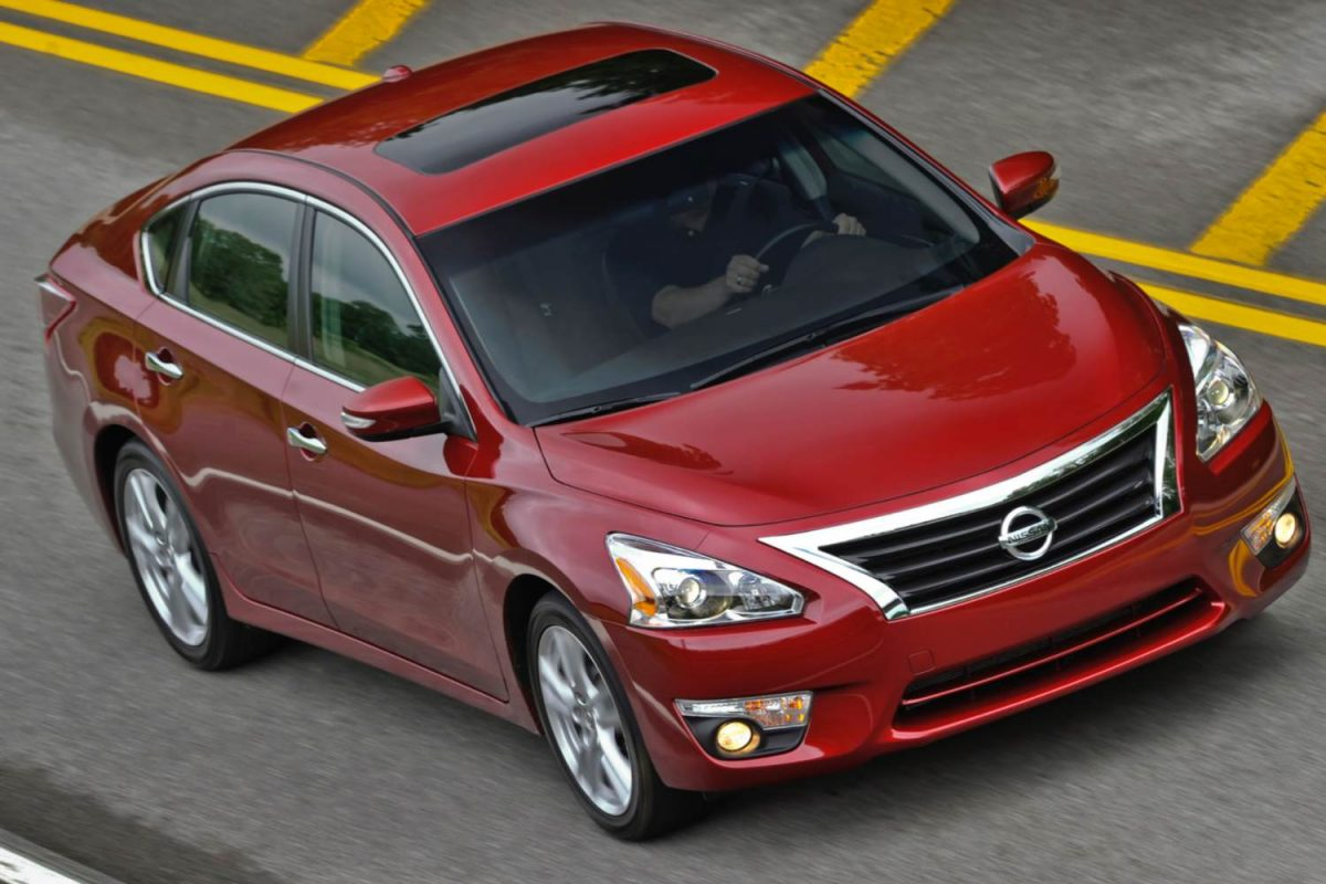 GearDiary 2014 Nissan Altima 2.5 SL One of Its Best