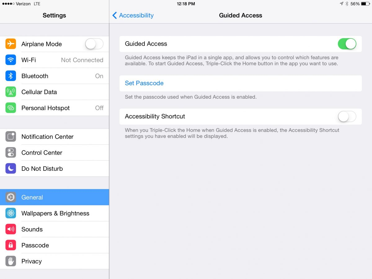 GearDiary Guided Access in iOS Is Perfect for Kid-Friendly iPad Use!