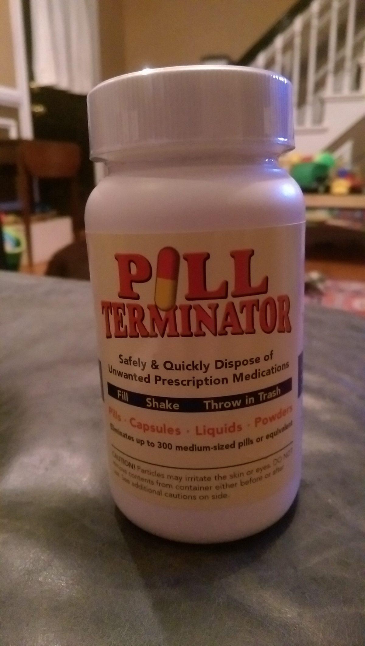 "GearDiary Pill Terminator Says ""Hasta La Vista"" to Old Medicines"