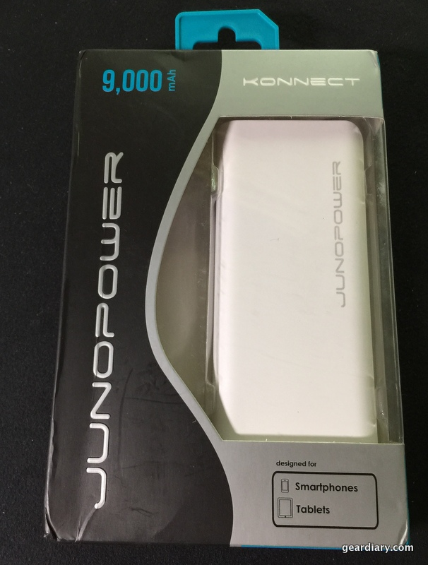 Juno Power Konnect Two 9000 External Battery