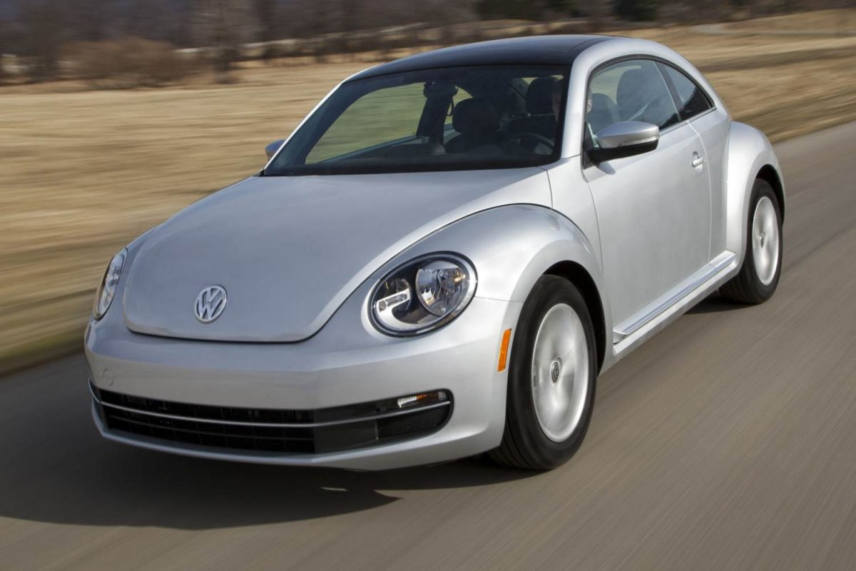 GearDiary 2014 Volkswagen Beetle TDI: Same Soul, Different Heartbeat