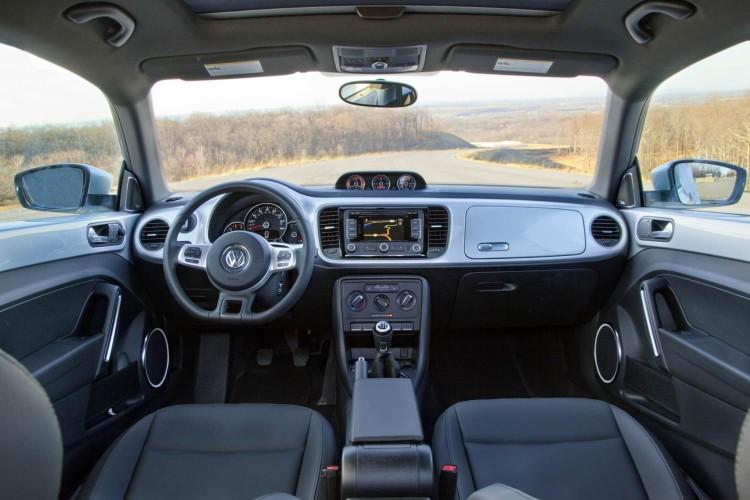 GearDiary 2014 Volkswagen Beetle TDI: Same Soul, Different Heartbeat