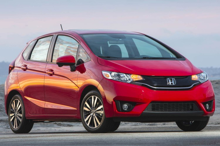 2015 Honda Fit/Images courtesy Honda