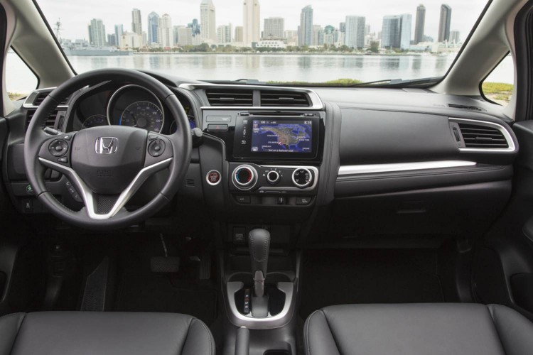 GearDiary 2015 Honda Fit Too Cool for School - and Maybe Me