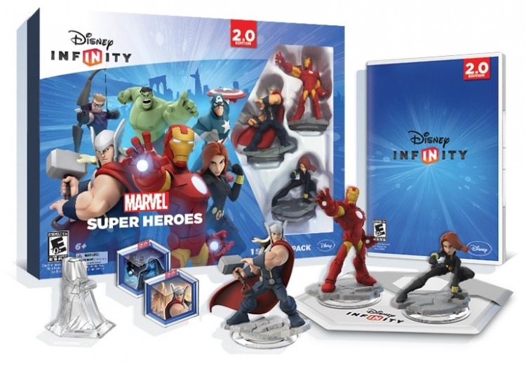 DisneyInf2-MarvelSet