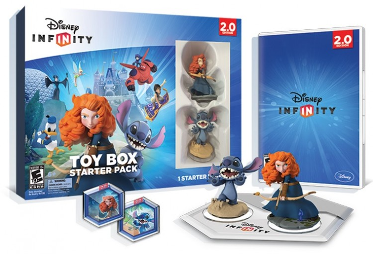 GearDiary Disney Infinity 2.0 Edition Review on PlayStation 4