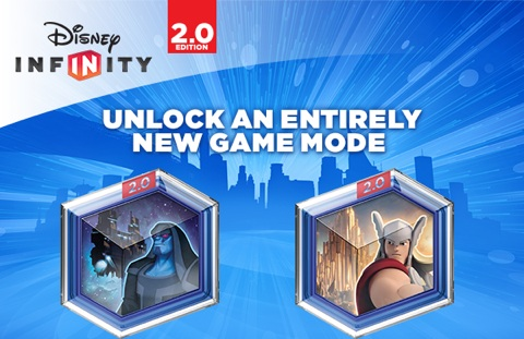 DisneyInfinity2bluediscs