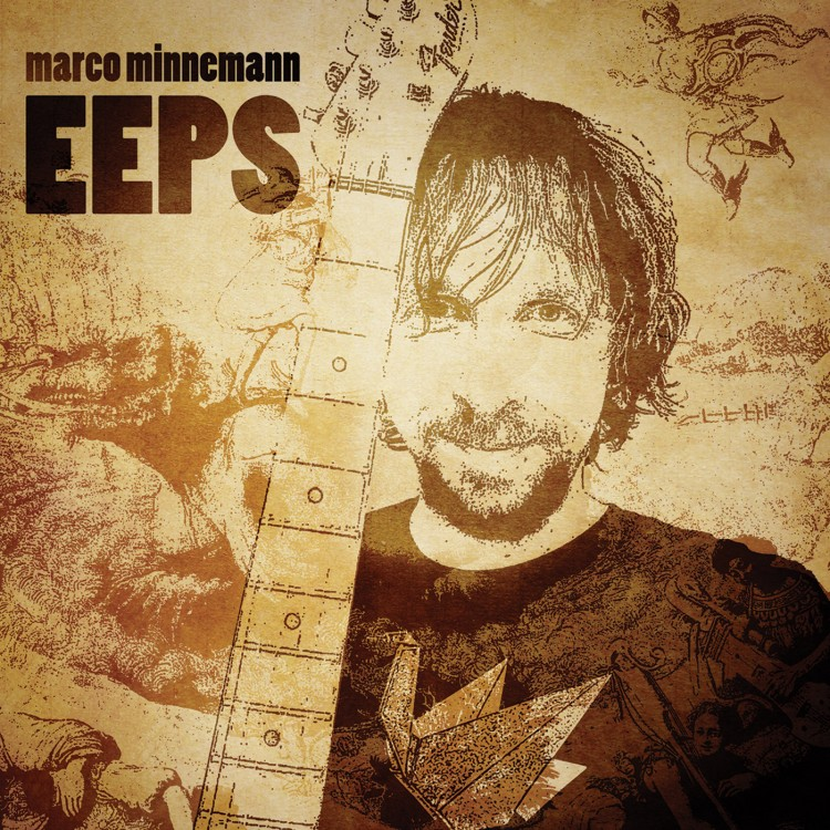 With 'Eeps', Marco Minnemann Shows the Many Ways He Can Rock!