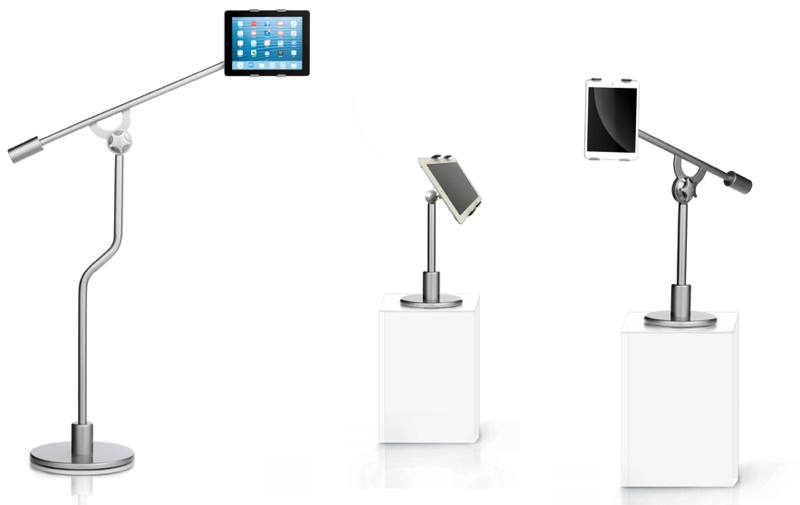 FLOTE Orbit Hands Free Tablet Stands for iPad Kindle eReaders
