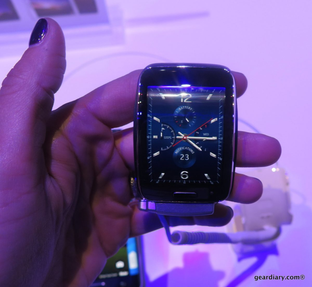 Wearables Watches Android Gear