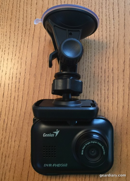 Genius DVR-FHD568 Gear Diary-005