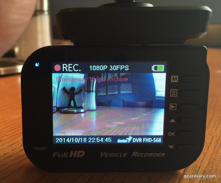 Genius DVR-FHD568 Gear Diary-006