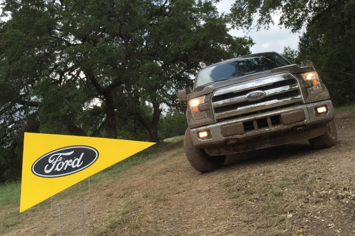 GearDiary 2015 Ford F-150 Ready to Be No. 1 All Over Again