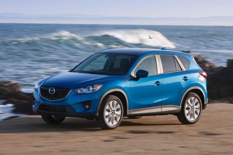2015 Mazda CX-5/Images courtesy Mazda