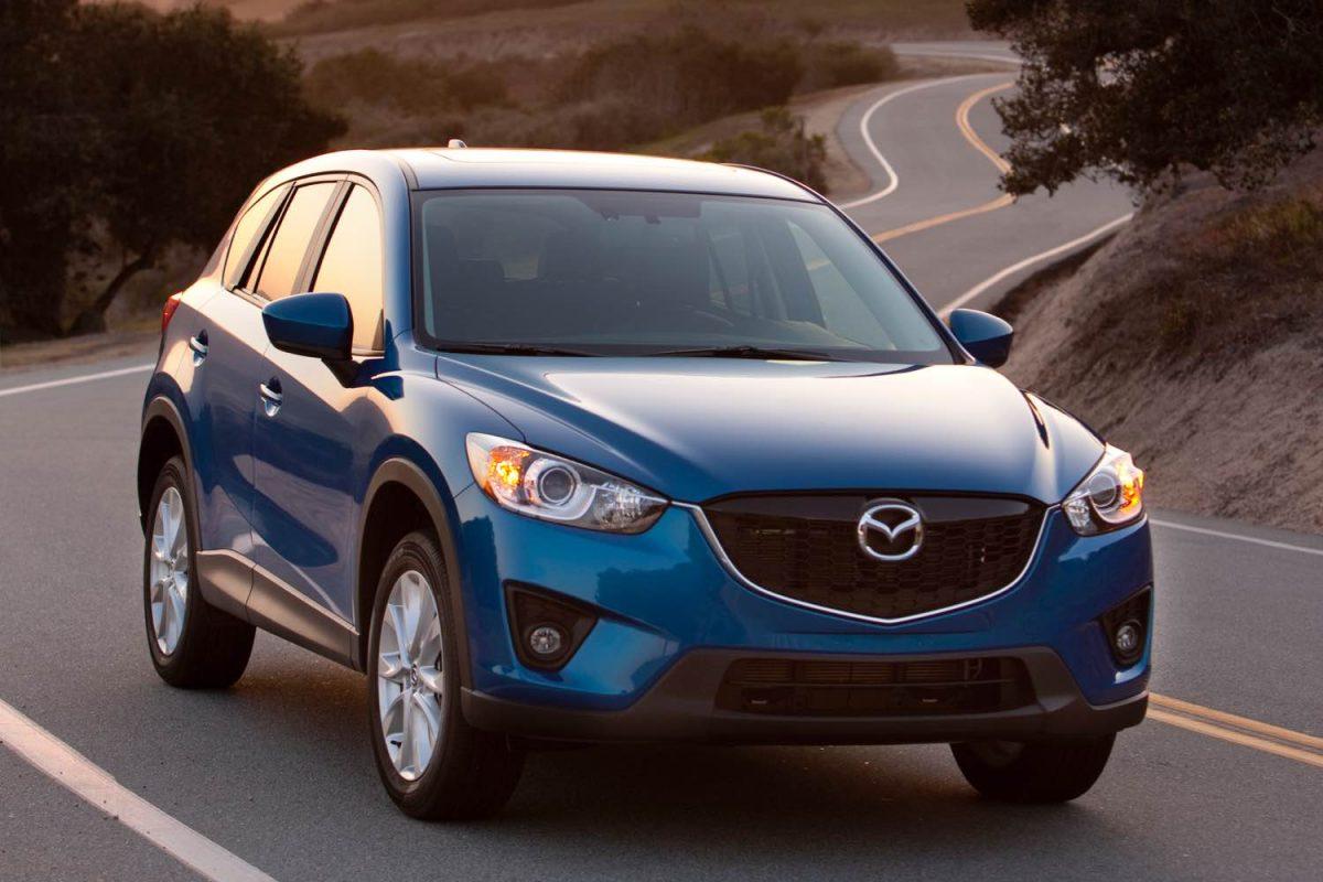 SUVs Mazda Cars