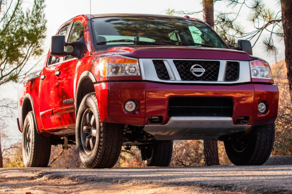 GearDiary 2014 Nissan Titan PRO-4X and a Salute to Project Titan