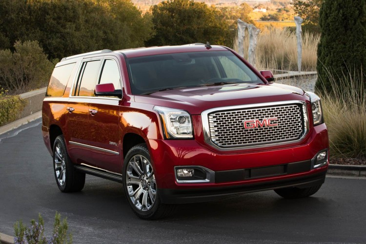 2015 GMC Yukon XL Denali/Images courtesy GMC