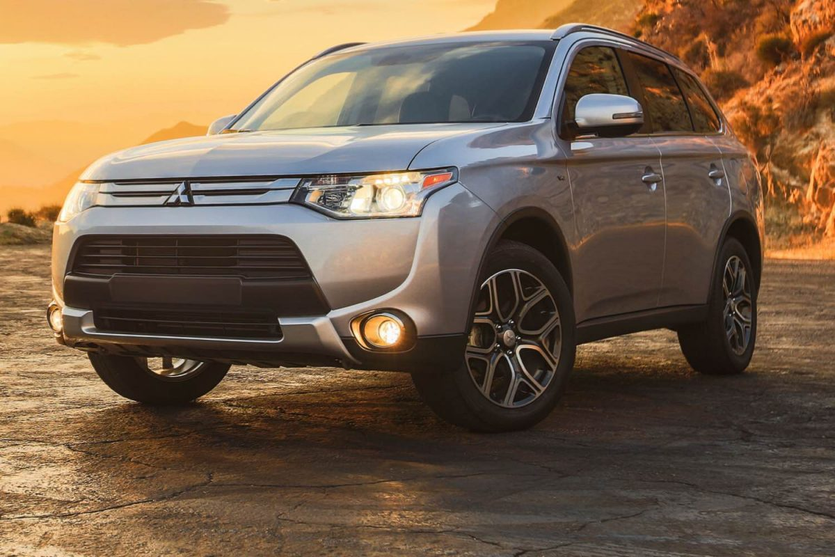 GearDiary 2015 Mitsubishi Outlander Is a Pleasant Surprise