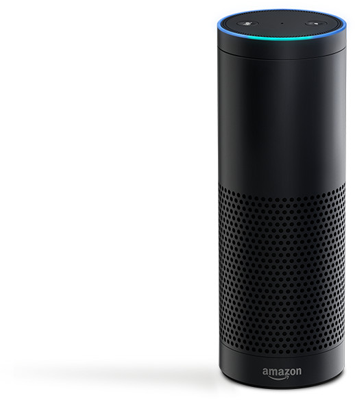 The Amazon Echo is Always Connected and Ready to Help