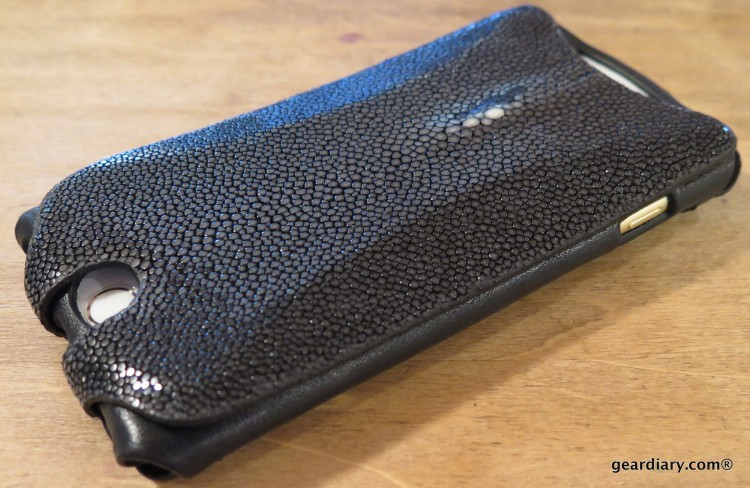 Orbino Pantera for iPhone 6 Plus in Stingray; Pretty Fabulous!