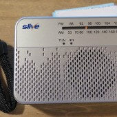 Slive-4U Self-Powered AM/FM/WB Radio with Flashlight & Phone Charger Review