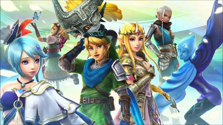 GearDiary Hyrule Warriors Review on Nintendo Wii U