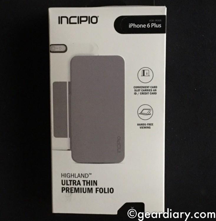 Incipio Highland for iPhone 6 Plus
