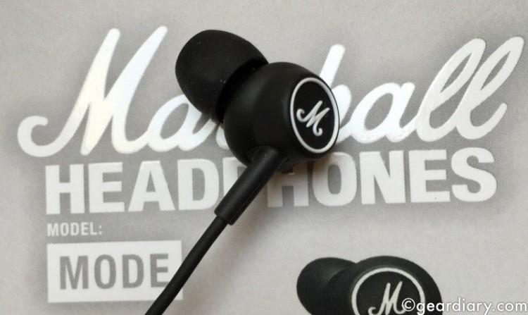 Marshall Headphones Mode Headphones