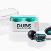 GearDiary DUBS Acoustic Filters Protect Your Ears and the Quality of the Sound