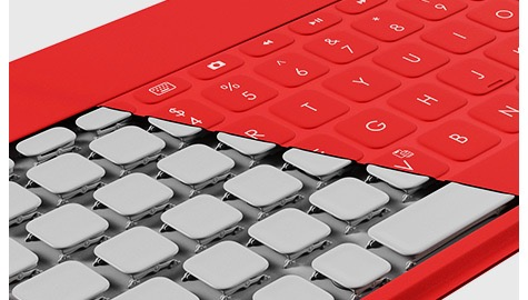 Key to go Portable Keyboard for all iPads Logitech