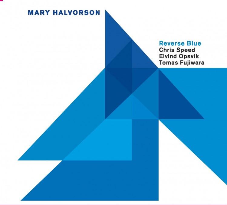Mary Halvorson Reverse Blue Cover