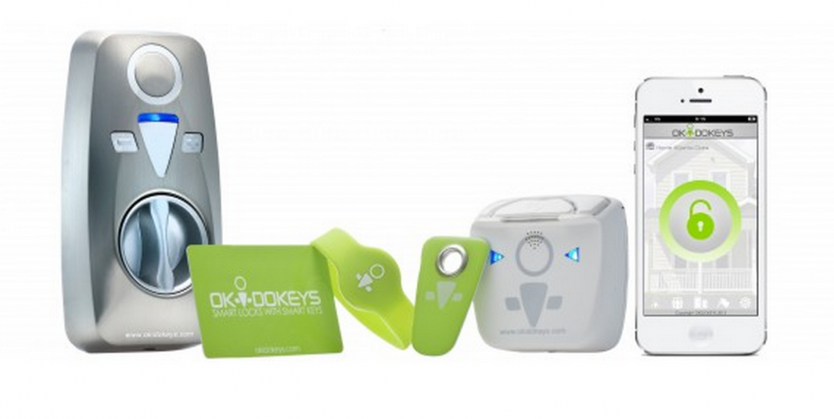Security and Privacy Home Tech Bluetooth