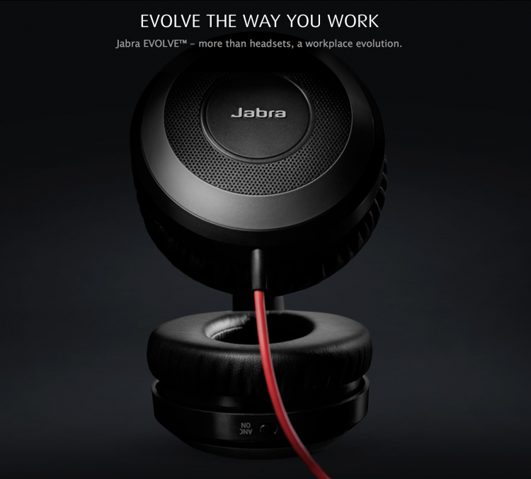 GearDiary Jabra EVOLVE 80 Headset Is All Work and All Play