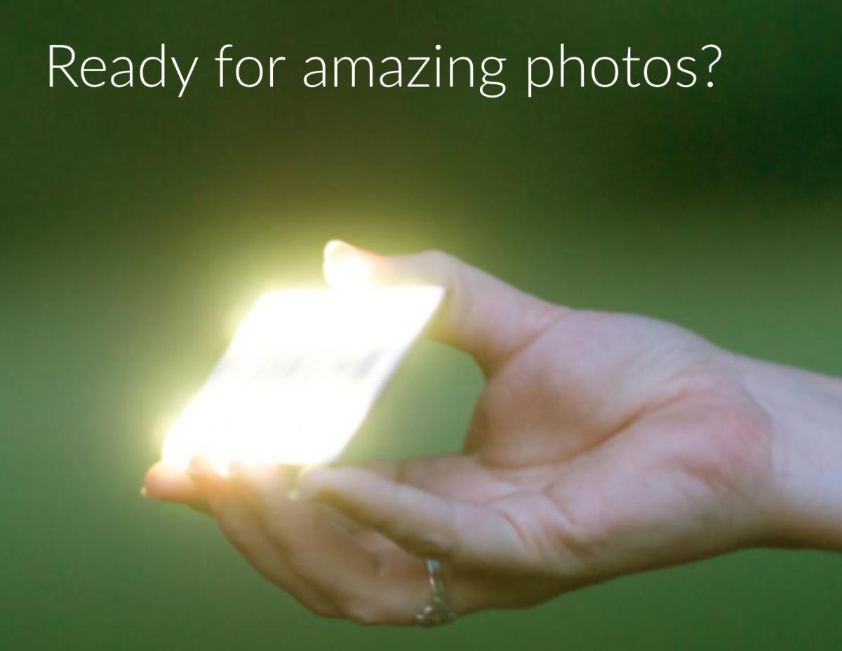 Nova Bluetooth Off-Camera Flash for iOS Is a Bright Idea!