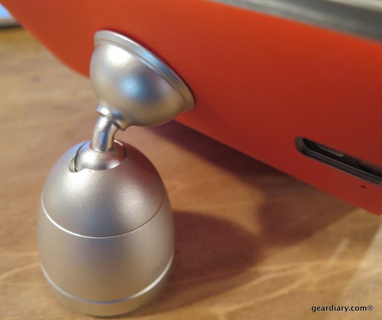 iMagbond Dash Kit Is a Most Elegant CNC Aluminum Phone Mount-008